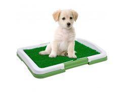Туалет для собак Puppy Potty Pad Зеленый (3006-8664а)
