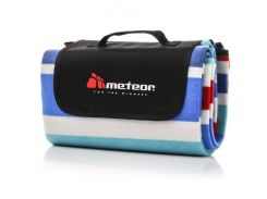 Коврик для пикника и пляжа водонепроницаемый Meteor Striped 120х135 см (m0053)