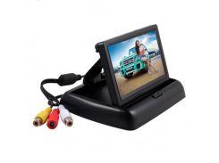 Монитор для камеры заднего вида Terra LCD Color 4.3 дюйма Черный (FL-08)