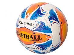 Мяч волейбольный PROFIBALL Size 5 HKOURTU784 White-Orange-Blue (gab_krp190QWTS61)