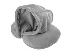 Подушка для путешествий DROM Светло-серый (13002)