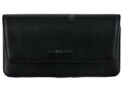 Чехол на пояс VALENTA клипса для OnePlus 5 Черный (401SG9-4)