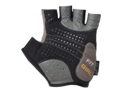 Перчатки для фитнеса и тяжелой атлетики Power System Fit Girl PS-2900 S Black (VZ55PS-2900_S_Black)