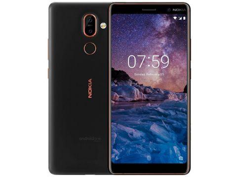 Nokia 7 Plus 6/64GB Black (F00163055) Киев