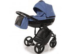 Детская коляска 2 в 1 Tako Junama Diamond 09 Синяя (13-JD09)