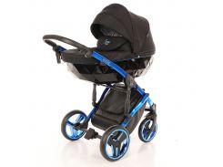 Детская коляска 2 в 1 Tako Junama Diamond Individual 02 Синяя рама (13-JDI02)