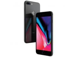 apple iphone 8 plus 64gb space grey (f00136140)
