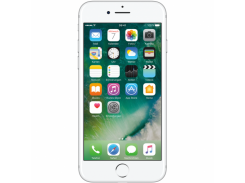 apple iphone 7 256gb silver (f00119985)