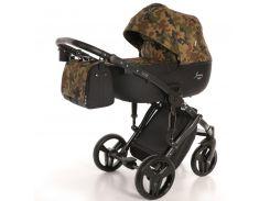 Детская коляска 2 в 1 Tako Junama Fashion Pro Army Хаки (13-JFPAr)