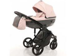 Детская коляска 2 в 1 Tako Junama Diamond 10 Нежно-розовая (13-JD10)
