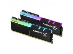 Оперативная память G.Skill DDR4 32GB (2x16GB) 3200 MHz TridentZ RGB Black F4-3200C16D-32GTZR (F00167889)