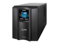 Источник бесперебойного питания APC Smart-UPS C 1500VA LCD 230V (SMC1500I)