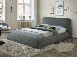 Двуспальная кровать Signal Maranello 190 х 240 см Серый (MARANELLO160SZD)
