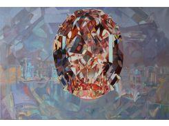 Картина интерьерная живопись Diamond I Shine On 150 х 100 см (DianondI)