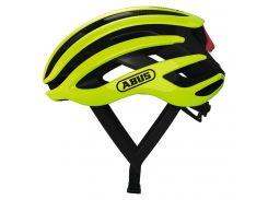 Шолом велосипедний ABUS AIRBREAKER L Neon Yellow (817397)