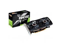 Видеокарта INNO3D GeForce GTX1660 Ti 6144Mb GAMING OC X2 (N166T2-06D6X-1710VA15L)