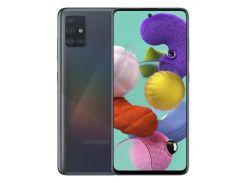 Samsung Galaxy A51 2020 4/128GB Black (SM-A515FZKW)