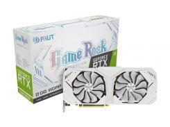 Видеокарта GF RTX 2080 Super 8GB GDDR6 White GameRock Premium Palit (NE6208SH20P2-1040W)
