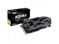 Видеокарта Inno3D GeForce RTX2080 SUPER 8192Mb ICHILL X3 ULTRA (C208S3-08D6X-1780VA26) (F00192414)