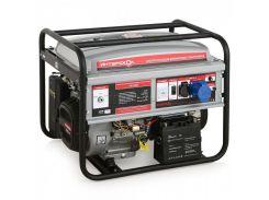 Генератор бензиновый Интерскол ЭБ-5500 Black-Grey (F00155778)