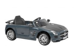 Электромобиль Hecht Mercedes Benz Sls Grey (h4t_Mercedes Benz Sls Grey)