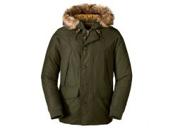 Парка Eddie Bauer Mens B-9 Down Parka SLATE GREEN XL Зеленый (0030SLGR-XL)