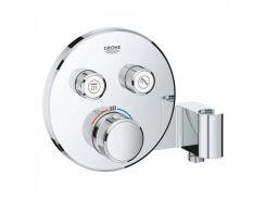 Смеситель термостатический Grohe Grohtherm Smartcontrol 29120000