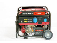 Сварочный генератор WEIMA WM7000E бензиновый 25 л (52-16009)