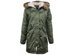 Куртка Alpha Industries Elyse XS Sage