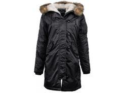 Куртка Alpha Industries Elyse L Black