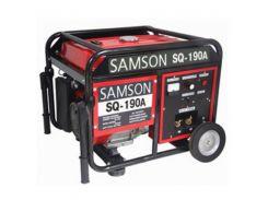 Сварочный генератор SAMSON SQ-190A 25 л (52-16001)