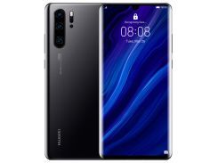 Мобильный телефон Huawei P30 Pro 6/128GB Black + часы Huawei GT Fortuna-B19 в подарок!