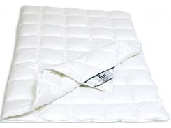 Антиаллергенное шерстяное одеяло F.A.N. Derby 200x220 см Бежевое (833)
