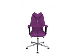 Детское эргономичное кресло KULIK SYSTEM FLY Фиолетовое (1305)