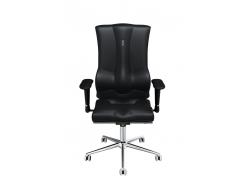 Эргономичное кресло KULIK SYSTEM ELEGANCE Черное (1005)