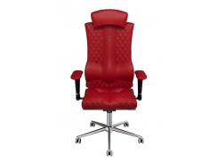 Эргономичное кресло KULIK SYSTEM ELEGANCE Красное (1002)