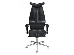 Эргономичное кресло KULIK SYSTEM JET Черное (301)