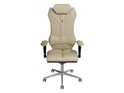 Эргономичное кресло KULIK SYSTEM MONARCH Бежевое (203)