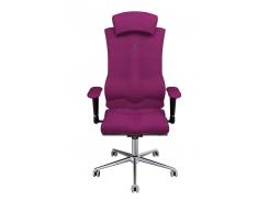 Эргономичное кресло KULIK SYSTEM ELEGANCE Розовое (1007)