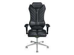Эргономичное кресло KULIK SYSTEM MONARCH Черное (202)