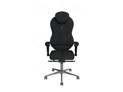 Эргономичное кресло KULIK SYSTEM GRAND Черное (403)