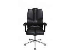 Эргономичное кресло KULIK SYSTEM BUSINESS Черное (604)