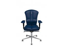 Эргономичное кресло KULIK SYSTEM VICTORY Синее (803)