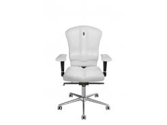Эргономичное кресло KULIK SYSTEM VICTORY Белое (804)