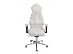 Эргономичное кресло KULIK SYSTEM IMPERIAL Белое (701)