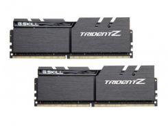 Оперативная память для компьютера DDR4 32GB (2x16GB) 4000 MHz Trident Z Black H G.Skill F4-4000C19D-32GTZKK (U0289822)