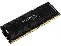Оперативная память для компьютера DDR4 32GB (2x16GB) 3600 MHz HyperX Predator Kingston HX436C17PB3K2/32 (U0354282)