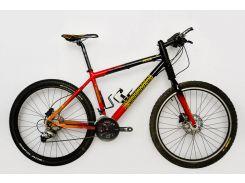 Велосипед горный Cannondale F900 26 Black-Red Б/У (1123995672)