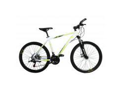 "Велосипед Trinx K036 26""х19"" White-Black-Green (10030021)"