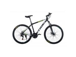 """Велосипед Trinx Majestic M116Elite 2019 27.5"""" 18"""" Matt-Black-White-Green (M116Elite.18MBWG)"""